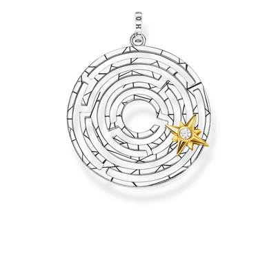 Buy Thomas Sabo Labyrinth Star Pendant