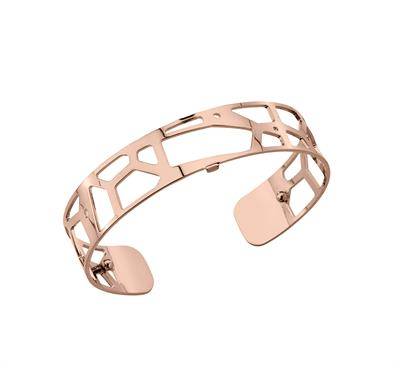 Buy Les Georgettes Slim Rose Gold Girafe Cuff