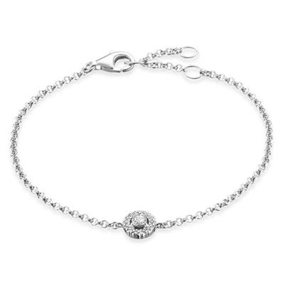 Buy Thomas Sabo Silver Light of Luna Bracelet