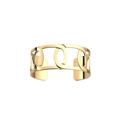 Buy Les Georgettes Medium Gold Mallion Cuff