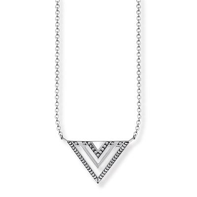 Buy Thomas Sabo Africa Triangle Necklace