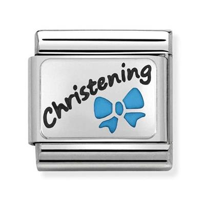 Buy Nomination Blue Christening