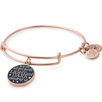 Buy Alex and Ani Harry Potter Light and Dark Bangle