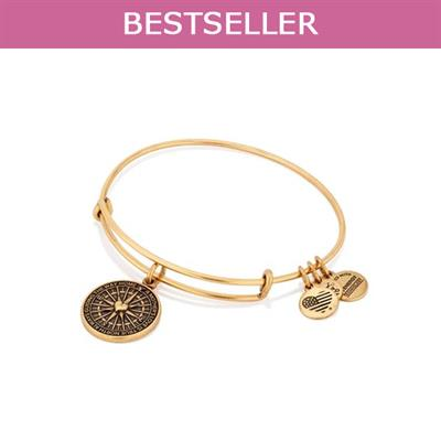 Buy Alex and Ani True Direction Bangle in Rafaelian Gold