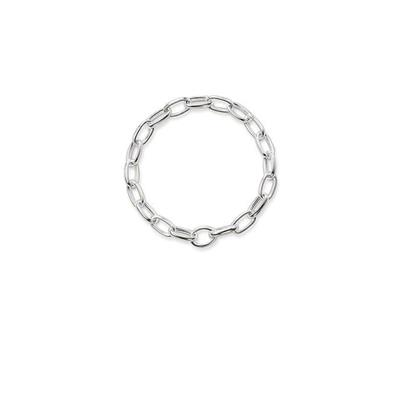 Buy Thomas Sabo Silver Single Link Bracelet Small