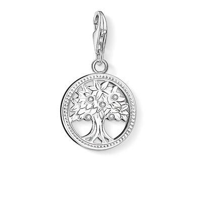 Buy Thomas Sabo Tree of Life CZ Silver Charm