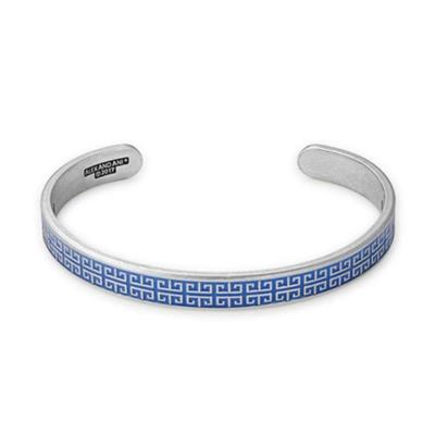 Buy Alex and Ani Indigo Wave Colour Infusion Cuff