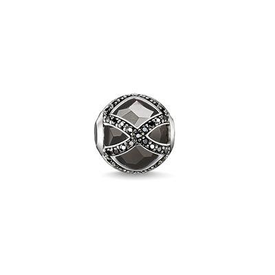 Buy Thomas Sabo Maharani Black Karma Bead