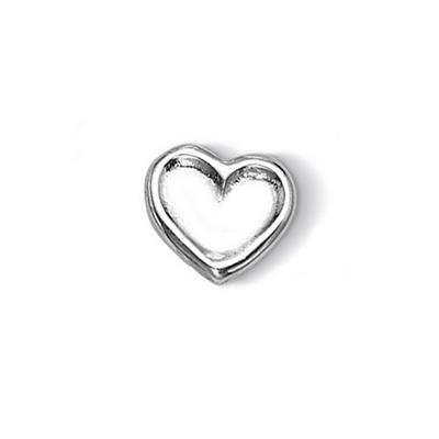 Buy Dower and Hall Silver Large Dimple Heart Treasure