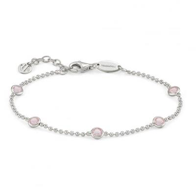 Buy Nomination Bella Bloom Pink Bracelet