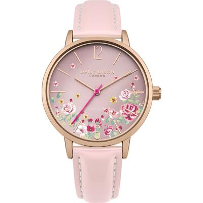 Buy Daisy Dixon Summer Pink Floral Watch