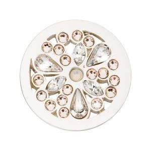 Buy Nikki Lissoni Silver Sparkling Dream 23mm Coin
