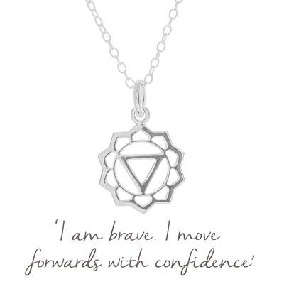 Buy Mantra Chloe Brotheridge Chakra Necklace