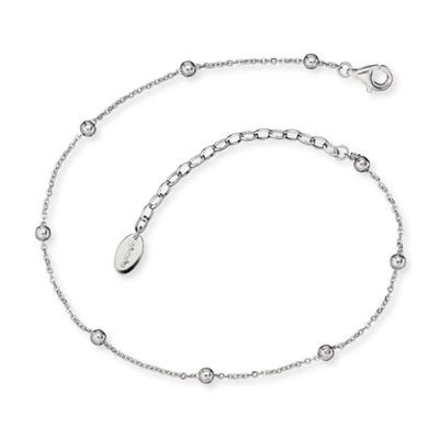 Buy Engelsrufer Silver Moonlight Ball Anklet