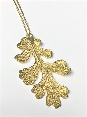 Buy Blowing in the Wind Jumbo Gold Oak Leaf