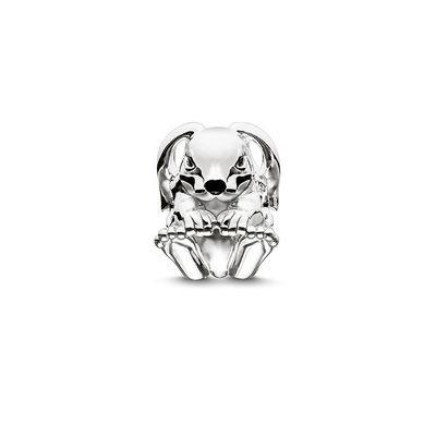 Buy Thomas Sabo Silver Rabbit Karma Bead