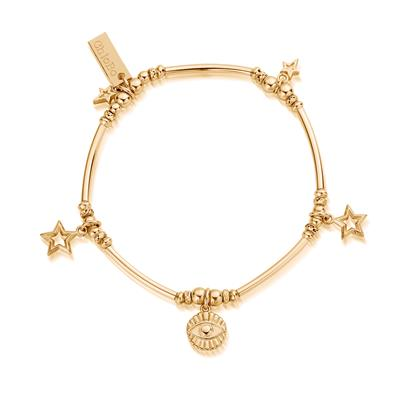 Buy ChloBo Yellow Gold Stargaze Bracelet