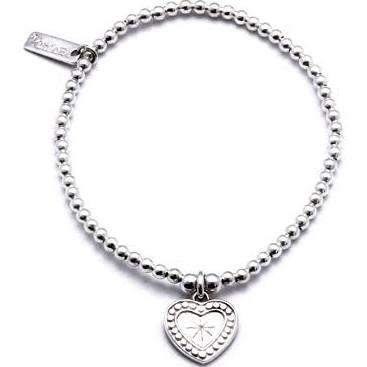 Buy ChloBo Iconic Cute Star Heart Charm