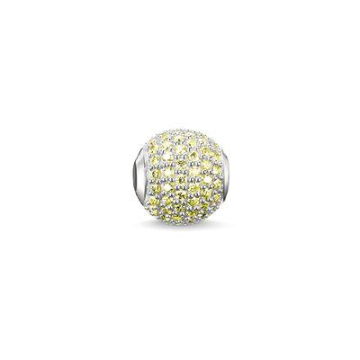 Buy Thomas Sabo Lucky Luz Karma Bead