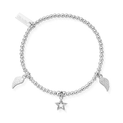 Buy ChloBo Silver Everyday Seeker Bracelet