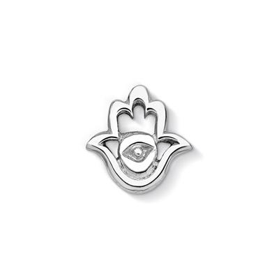 Buy Dower and Hall Silver Hamsa Treasure