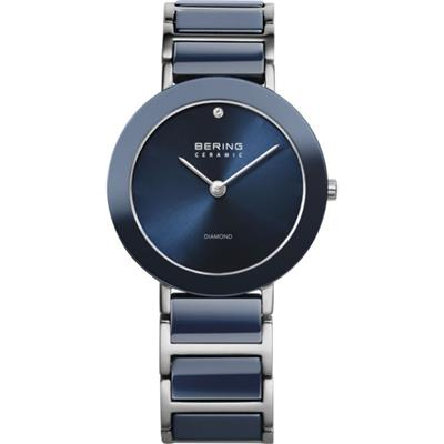 Buy Bering Limited Edition Blue Ceramic Watch