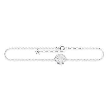 Buy Thomas Sabo Silver Conch Shell Anklet