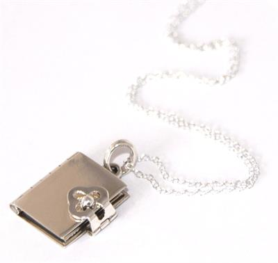 Buy OTIS JAXSON Journal Silver Memory Locket