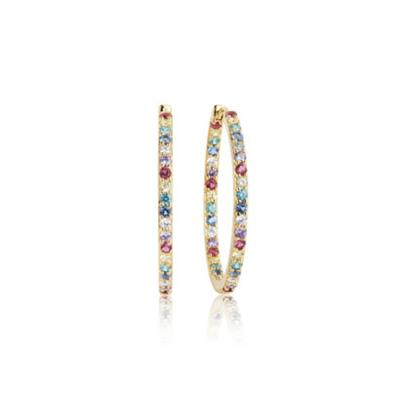 Buy Sif Jakobs Gold Bovalino Big Hoops