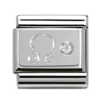 Buy Nomination Silver CZ Leo