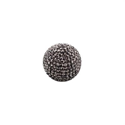 Buy Engelsrufer Grey Crystal Sound Ball Small