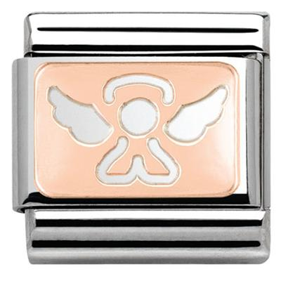 Buy Nomination Rose Gold Angel Charm