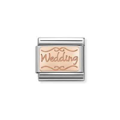 Buy Nomination Rose Gold Wedding