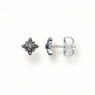 Buy Thomas Sabo Marcasite Flower Studs