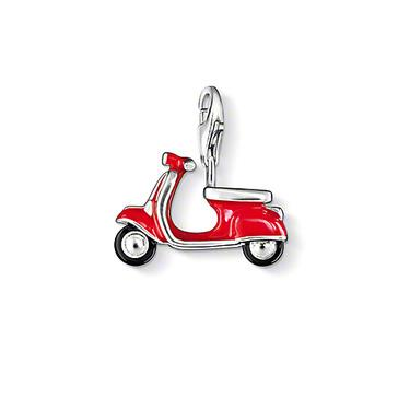 Buy Thomas Sabo Red Scooter Charm