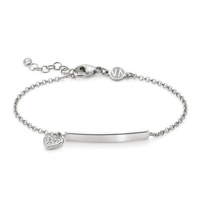 Buy Nomination Gioie Silver Heart Bracelet