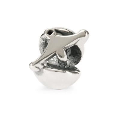 Buy Trollbeads Libra Silver Group 3 -  Silver