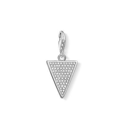 Buy Thomas Sabo Silver Triangle Charm