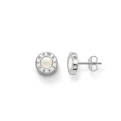 Buy Thomas Sabo GLAM&SOUL Mother of Pearl Silver Studs