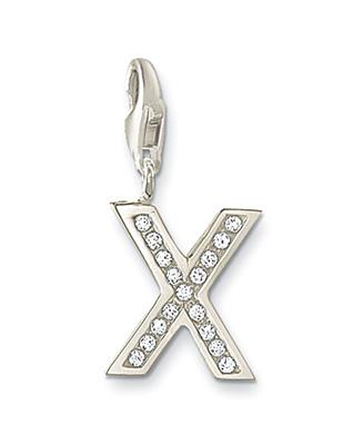 Buy Thomas Sabo Cubic Zirconia 'X'