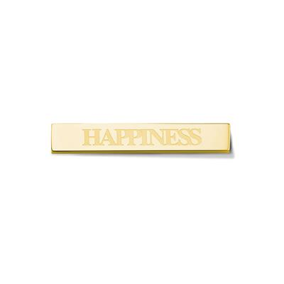Buy Take What You Need Gold Toned Happiness Bar