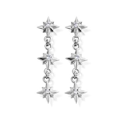 Buy ChloBo 'Inner Spirit' North Star Drop Earrings