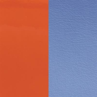 Buy Les Georgettes Thin Orange / Cornflower Leather