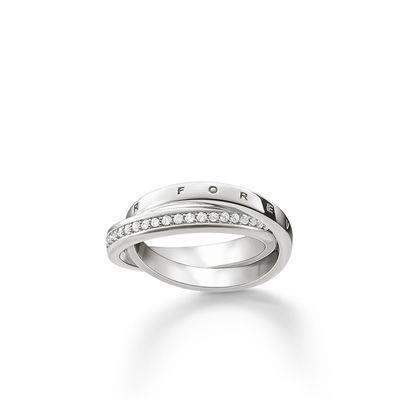 Buy Thomas Sabo Glam & Soul Together Forever Ring 58