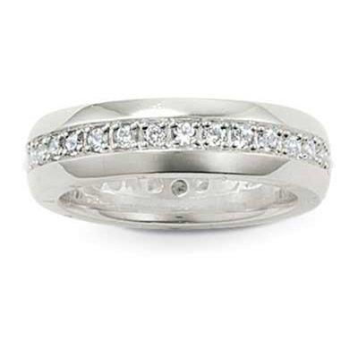 Buy Thomas Sabo Cubic Zirconia Band Ring 56