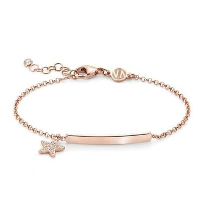Buy Nomination Gioie Rose Gold Star Bracelet