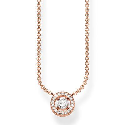 Buy Thomas Sabo Glam & Soul Rose Gold Light of Luna Necklace