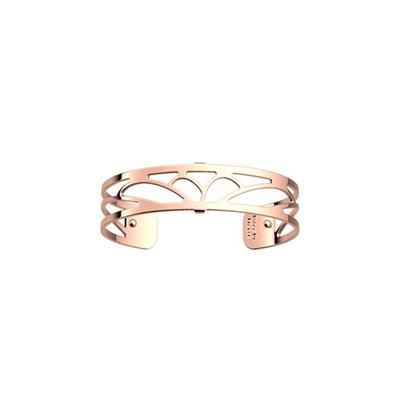 Buy Les Georgettes Slim Rose Gold Rose Cuff