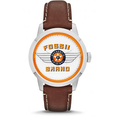 Buy Fossil Townsman Brown Leather Special Edition Watch