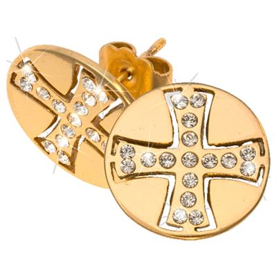 Buy Nikki Lissoni Celtic Cross Gold Coins